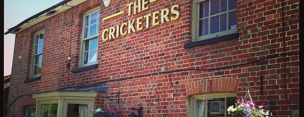 Cricketers is one of Lieux qui ont plu à Mark.