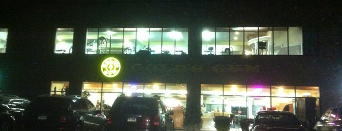 Gold's Gym is one of Katharineさんのお気に入りスポット.