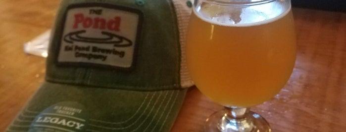 Koi Pond Brewery is one of Hilton Head & Savannah.