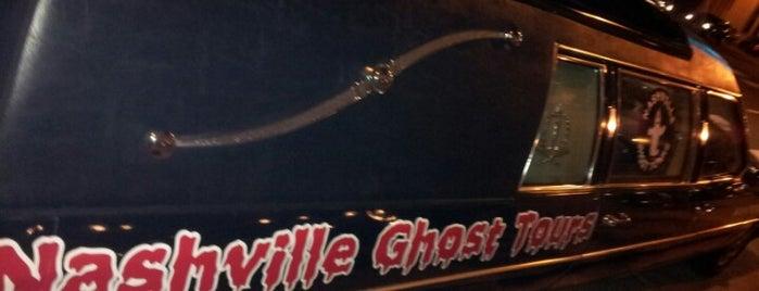Nashville Ghost Tours is one of Nashville.
