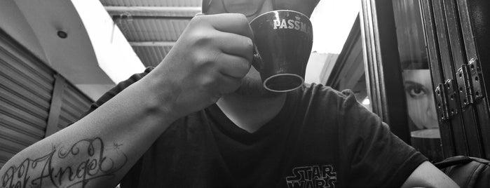 Café Passmar is one of Un : понравившиеся места.