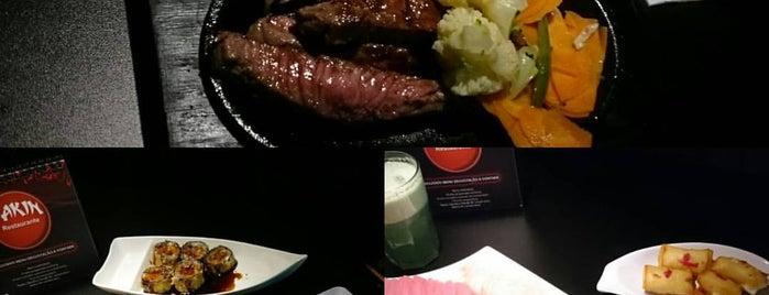 Yakin Restaurante is one of Gespeicherte Orte von Marcos.