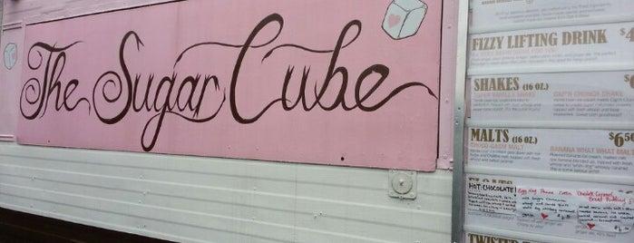 The Sugar Cube is one of Locais salvos de Caitie.
