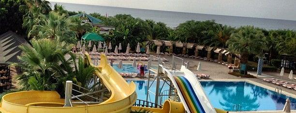 Aska Washington Resort & Spa is one of Tempat yang Disukai Buğra.