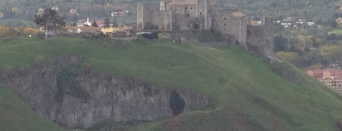 Castello di Melfi is one of Castelli Italiani.