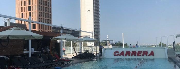Carrera Mistral Fitness & Spa is one of สถานที่ที่ Sencer Murat ถูกใจ.