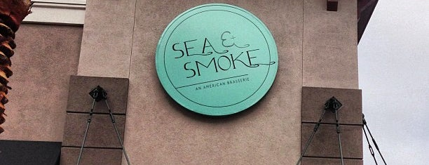 Sea & Smoke is one of Tempat yang Disukai Paul.