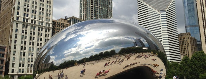 Millennium Park is one of Birds, Mountains, and Lakes, Oh My!.