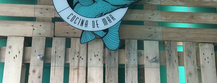 Urban Fish - Cocina de Mar is one of Matiasさんのお気に入りスポット.