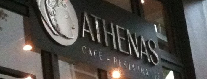 Athenas is one of Comer e beber.