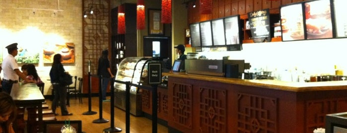 Starbucks is one of Binondo Coffee and Tea.