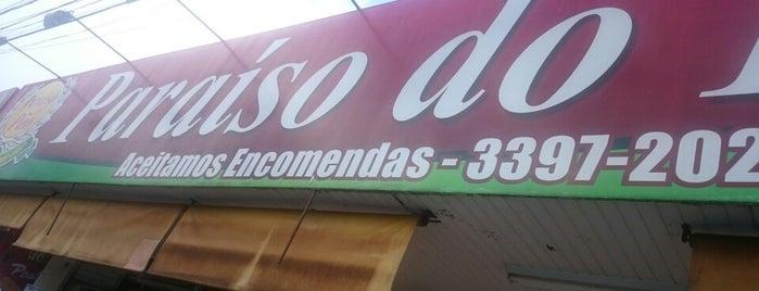 Paraíso do Pão is one of Posti che sono piaciuti a Diogo.