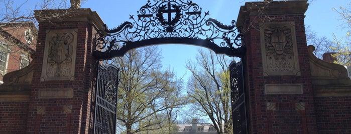 Harvard University is one of Before you die.