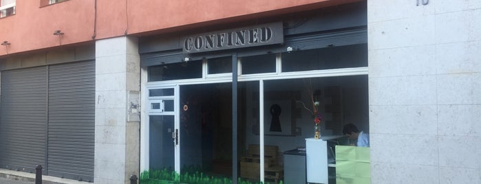 Confined is one of Room Escape.