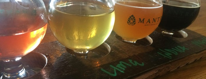 Mantra Artisan Ales is one of Nashville.