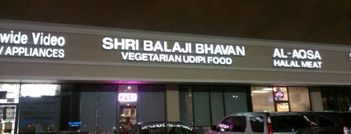 Shri Balaji Bhavan is one of Awesome Houston.