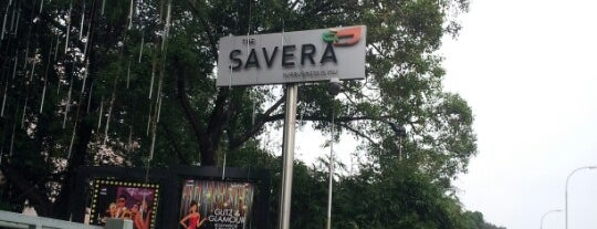 Hotel Savera Chennai is one of Divya's Liked Places.