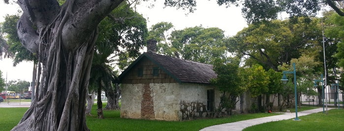 Fort Dallas (William English Plantation) is one of Miami: history, culture, and outdoors.