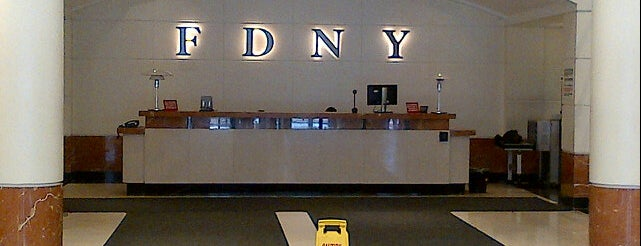 FDNY Headquarters is one of New York.