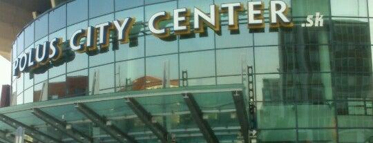 Polus City Center is one of Posti che sono piaciuti a Martin.