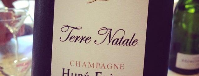 Champagne Huré Frères is one of Posti salvati di Jean-Marc.