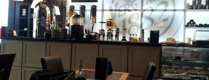 Caffé Vergnano is one of Posti che sono piaciuti a Sebastián.