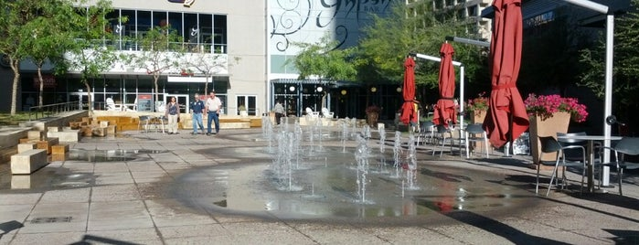 CityScape Fountain Plaza is one of Phoenix.