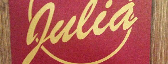El Frankfurt Julia is one of Posti che sono piaciuti a Alfons.