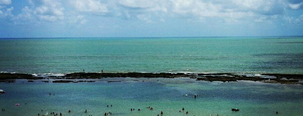 Praia de Piedade is one of conheço.