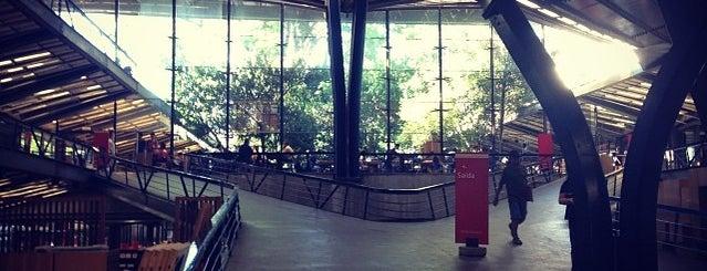 Centro Cultural São Paulo is one of Arte em São Paulo.