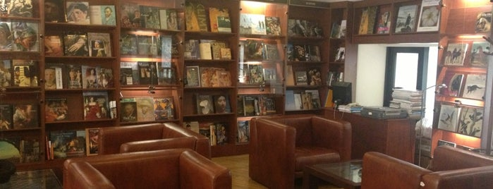The Foreign Book House is one of Must go in Msc for M&M.
