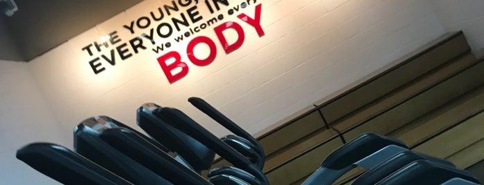Jatomi Fitness is one of Yunus'un Beğendiği Mekanlar.