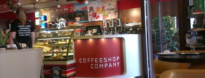 Coffeeshop Company is one of Lugares favoritos de Евгений.