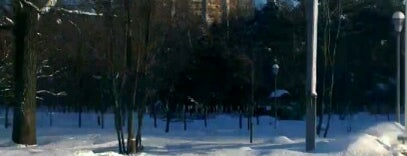 Район «Ивановское» is one of Lieux qui ont plu à Rostislav.