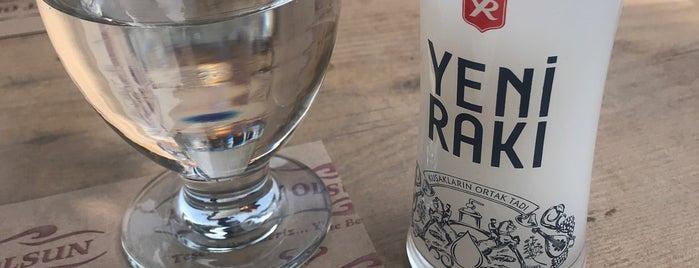 Yiğit Kasap Et & Mangal is one of MEYHANELER.