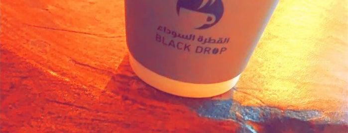 Black Drop | القطرة السوداء is one of Abha.