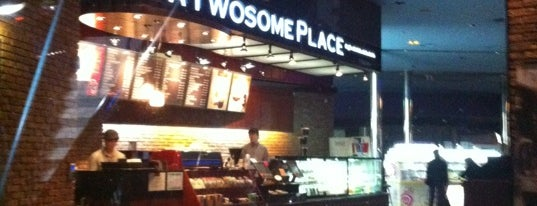 A TWOSOME PLACE is one of Cafe part.4.