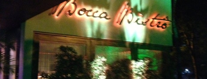Bocca Bistro is one of Bares e Restaurantes.