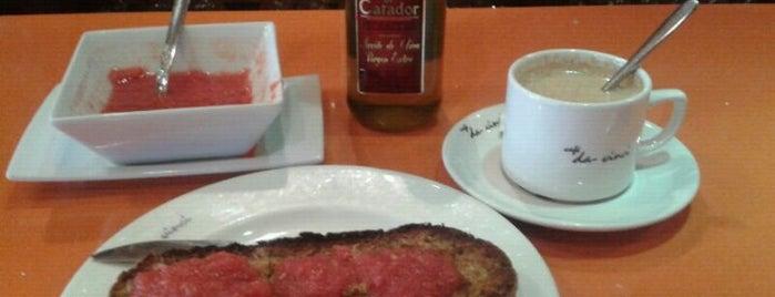 Cafe Da Vinci is one of Comer en Sevilla.