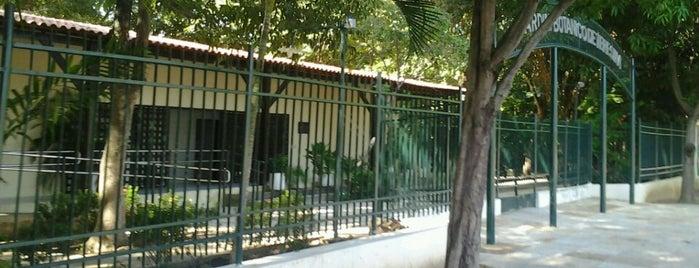 Parque Ambiental is one of Posti salvati di Abhner.