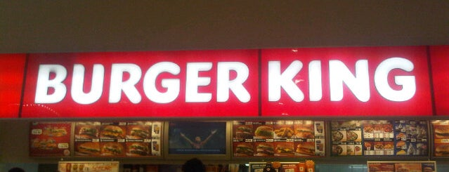 Burger King is one of Locais salvos de Gizemli.
