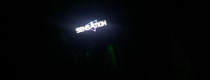 Sensation is one of Lugares favoritos de Gozde.