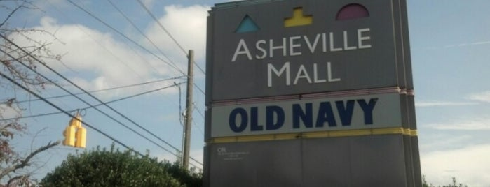 The Asheville Mall is one of Asheville NC.