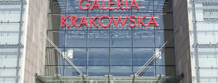 Galeria Krakowska is one of Polish Winterland.
