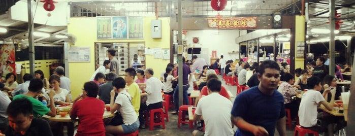 Heng Kee Bak Kut Teh 兴记肉骨茶 is one of Gespeicherte Orte von Crystal.