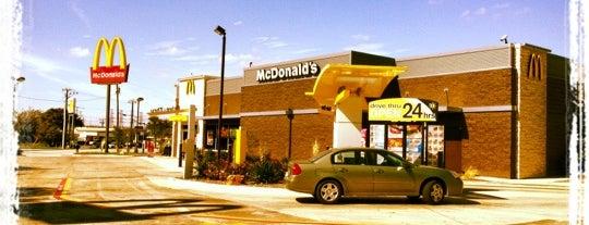 McDonald's is one of Locais salvos de Kat.