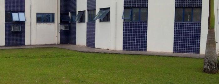 Detran Joinville (2ª DRPC CIRETRAN) is one of Orte, die Marina gefallen.