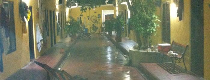 El Viajero Hostel Colombia is one of COOOLOOMBIA.