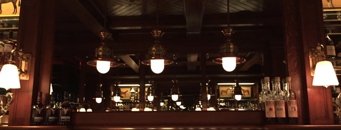 The Polo Bar is one of NYC.