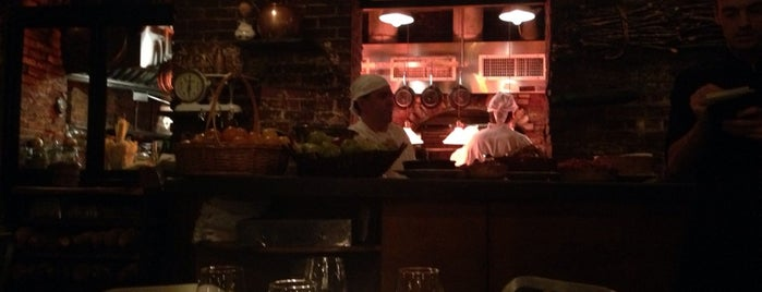 Peasant is one of Restaurants to Try - NY.